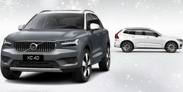 Volvo ponuda za bezbedniju zimu