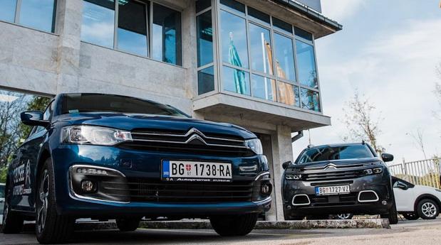 Novi diler za Citroen na Novom Beogradu – Autopromet