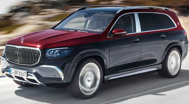 Novi Mercedes-Maybach GLS: Nova forma luksuza