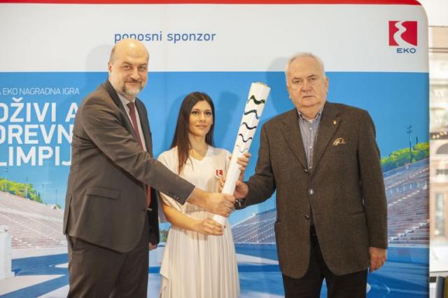 DOŽIVI ATINU I DREVNU OLIMPIJU     Kompanija EKO SERBIA organizuje veliku nagradnu igru