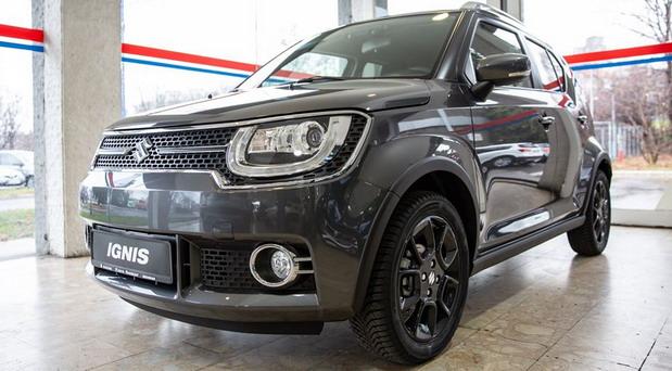 Nova Suzuki era dolazi pod sloganom