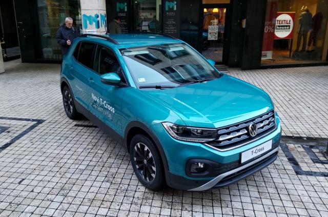 Novi Volkswagen T-Cross predstavio se novinarima u Beogradu