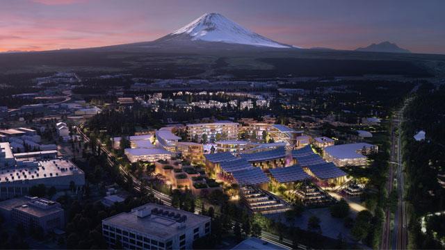 Toyotin grad budućnosti