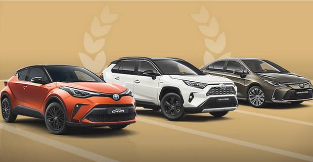 Toyota pobednička ponuda