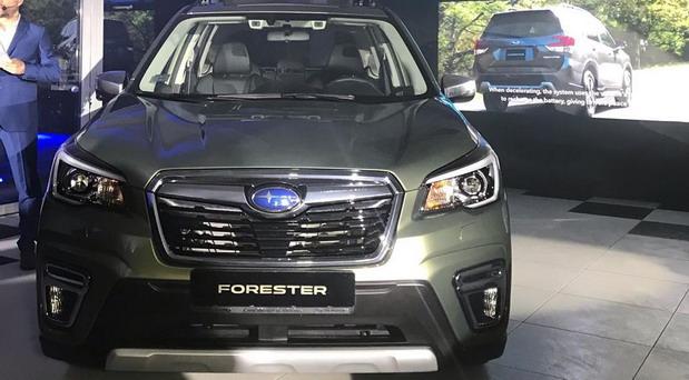Subaru Forester e-BOXER i zvanično u Srbiji