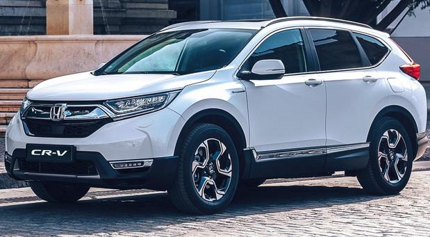 Honda CR-V akcija