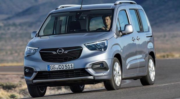 Opel Combo Life N1 - Pouzdan partner za posao i porodicu