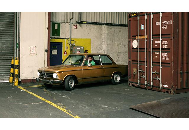 U potrazi za blagom – BMW 2002 Automatic