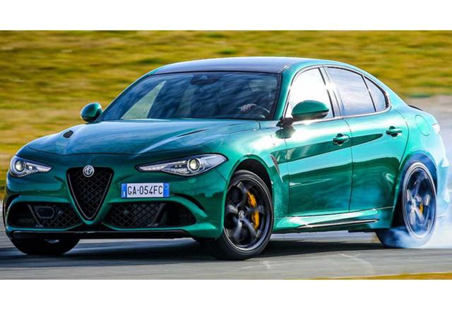 Alfa Romeo Giulia i Stelvio Quadrifoglio MY2020: snaga u svakom detalju