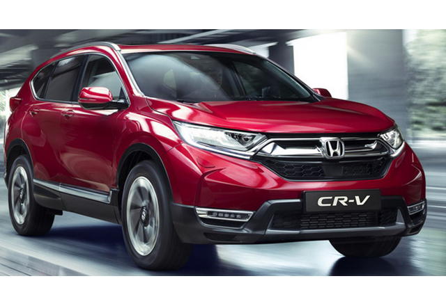 Akcijska ponuda – HONDA CR-V