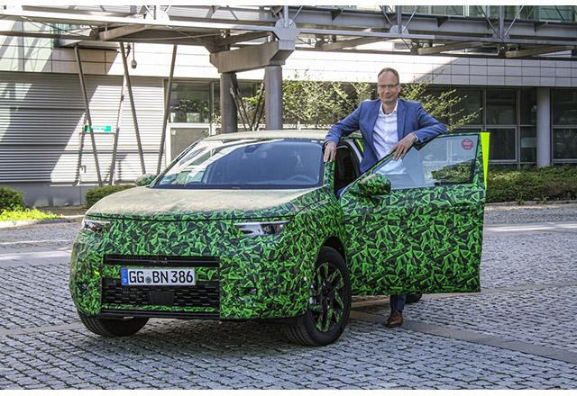 Nova Opel Mokka na putu ka spremnonsti za proizvodnju