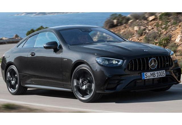 Obnovljeni Mercedes E klase Coupe i Cabrio