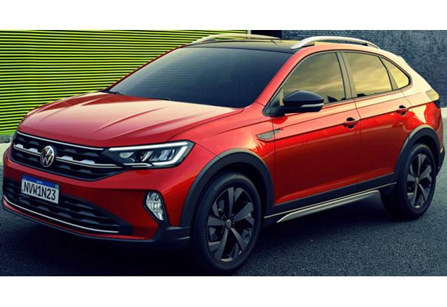 Volkswagen Nivus i zvanično