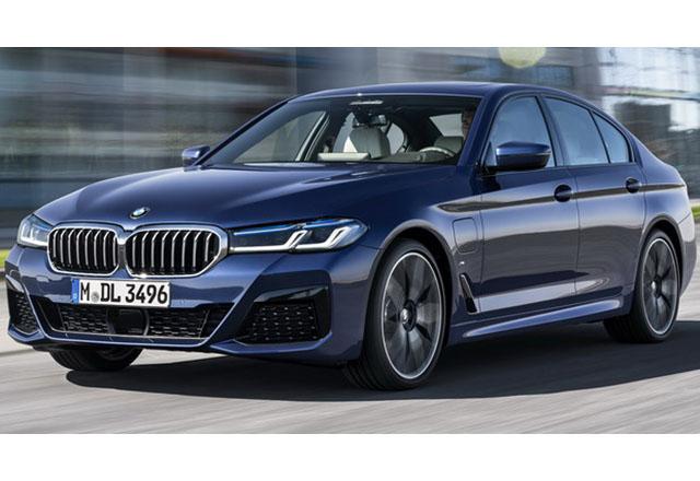 Obnovljeni BMW Serije 5 i zvanično
