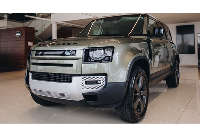 Novi Land Rover Defender je stigao