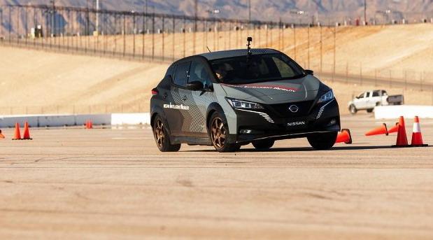 Nissanova tehnologija e-4ORCE za potpuni komfor i kontrolu