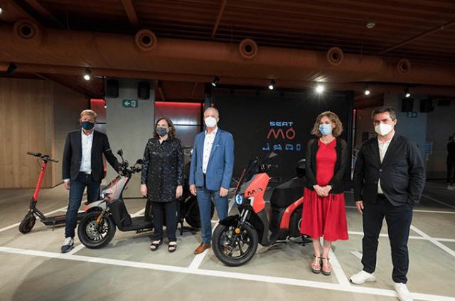 SEAT MO novi brend za urbanu mobilnost