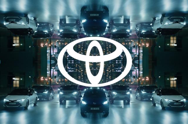 Toyota – Novi vizuelni identitet