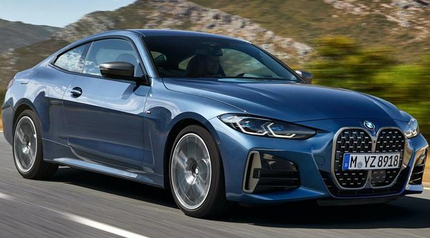 Novi BMW Serije 4 Coupe dostupan za poručivanje na našem tržištu