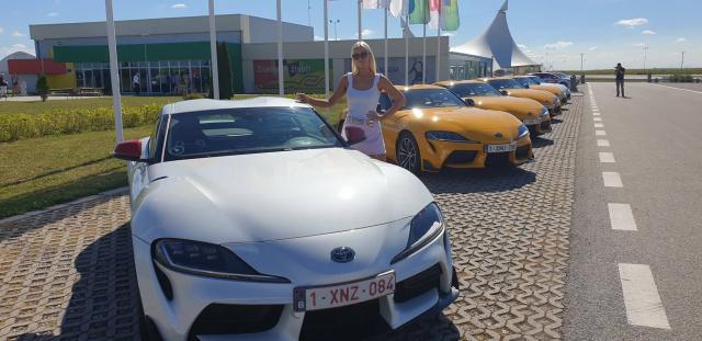 Toyota GR Supra u Srbiji
