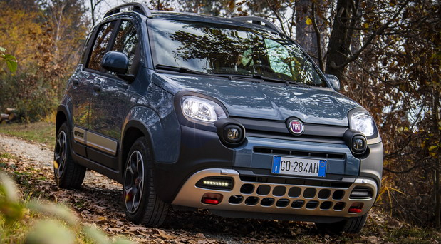 "Britanski časopis ""4×4"" proglasio Fiat Pandu Cross za najbolji krosover godine"