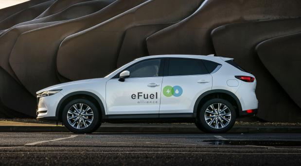 Mazda prvi OEM koji se pridružio Alijansi eFuel