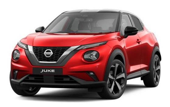 Akcijska ponuda za Nissan Juke