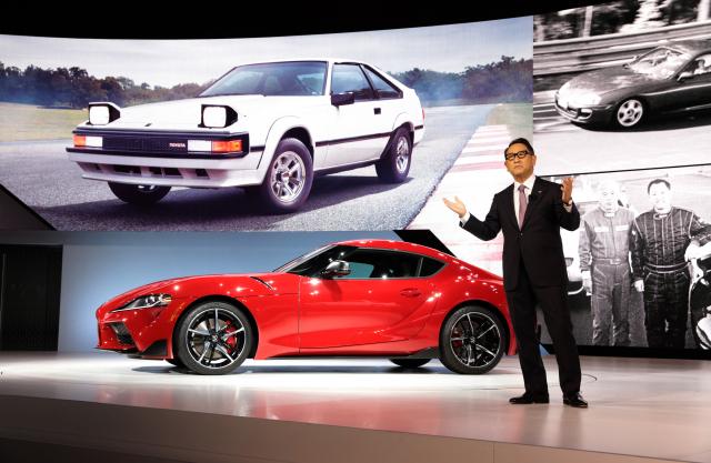 Akio Toyoda, predsednik Toyote, proglašen za Svetsku automobilsku ličnost godine