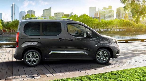 Toyota Proace CITY Electic
