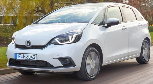 Novi model Honda Jazz stigao u Srbiju