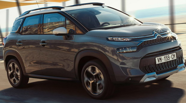 Novi Citroen C3 Aircross je idealan SUV za gradsku vožnju i zabavu